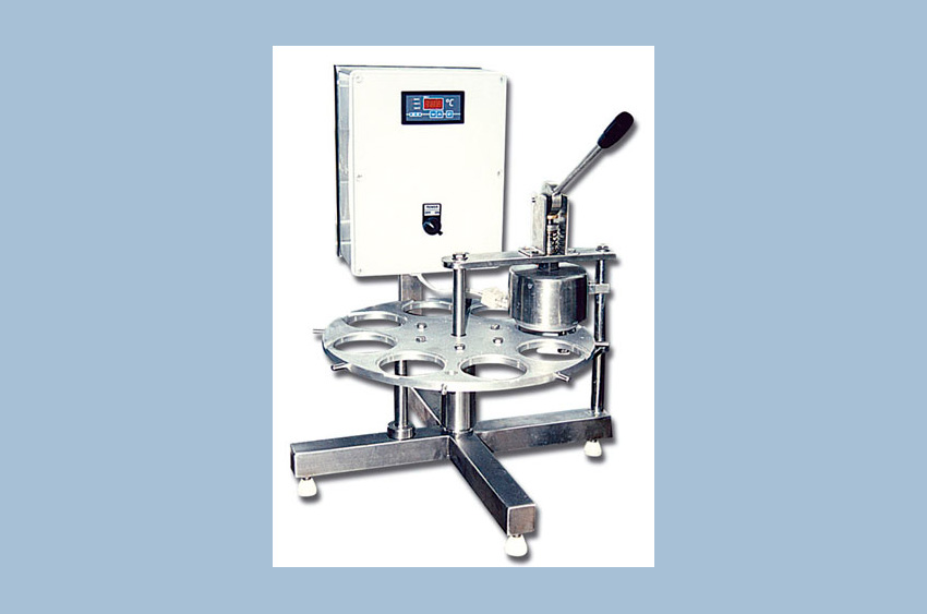 Yougurt packing machine (manual)