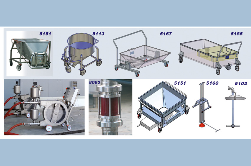Winemaking production devices
